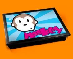 Monkey Cushion Lap Tray