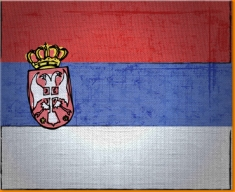 Serbia Canvas Art Print