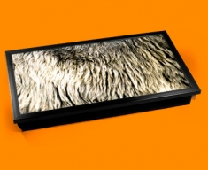 Sheep Animal Skin Laptop Lap Tray
