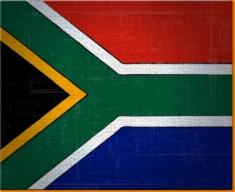 South Africa Canvas Art Print