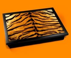 Tiger Animal Skin Lap Tray