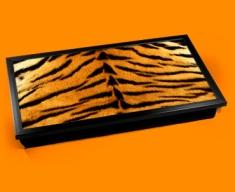 Tiger Animal Skin Laptop Computer Lap Tray