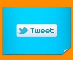 Twitter Tweet Social Networking Poster