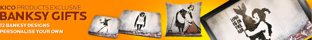 Banksy Gifts