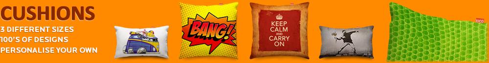 Funky Cushions by Kico